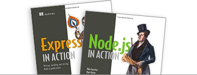 Express and Node.js Book Covers