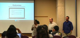 Students Presenting Projects UT Austin Boot Camps