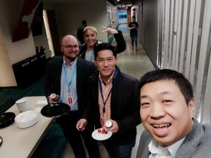 Wenbin Zhao Group Picture